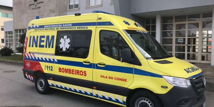 Aquisição de Ambulância