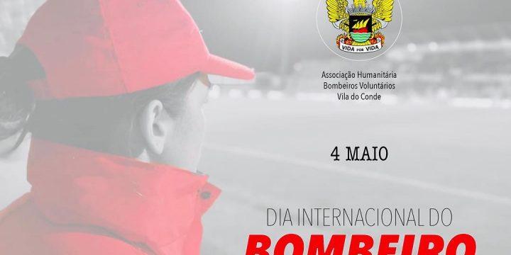 DIA INTERNACIONAL DO BOMBEIRO – 4 DE MAIO