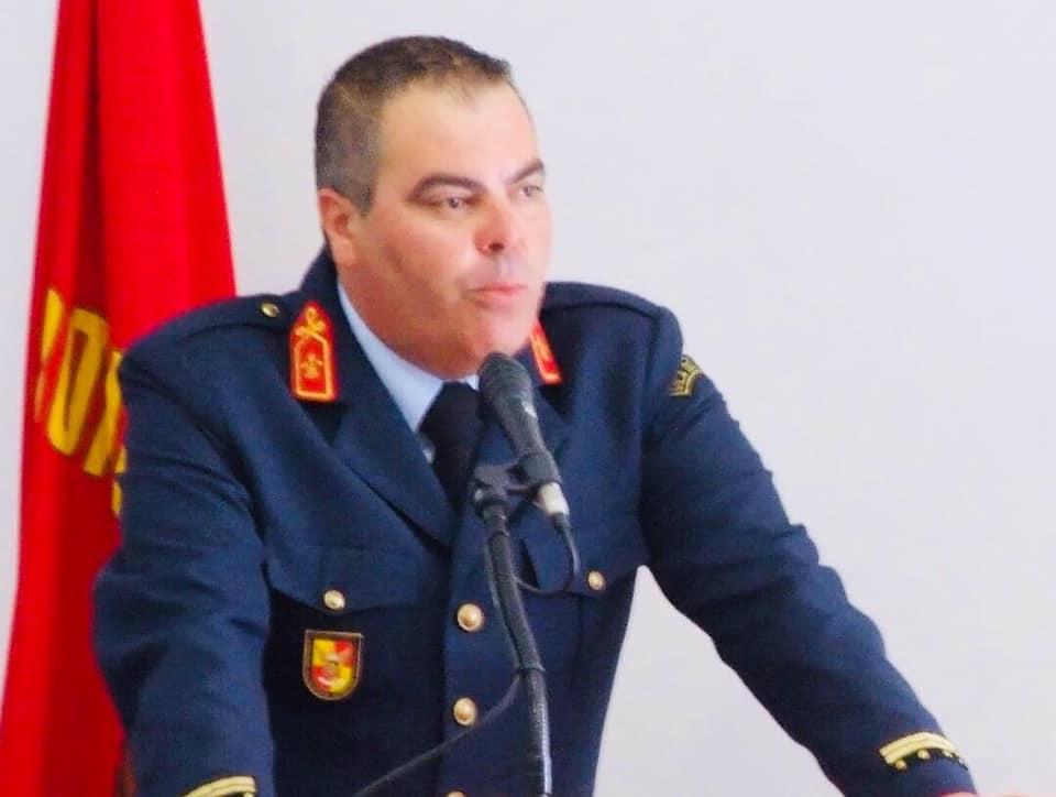 59712269 2385600558167240 2892365615761195008 n - Tomou hoje posse o novo Comandante dos Bombeiros Voluntários de Vila do Conde.